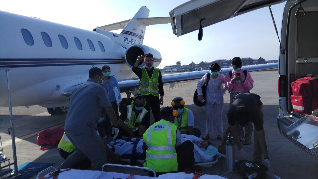 举国援手,远盟康健助力巴厘岛重病女子成功回国