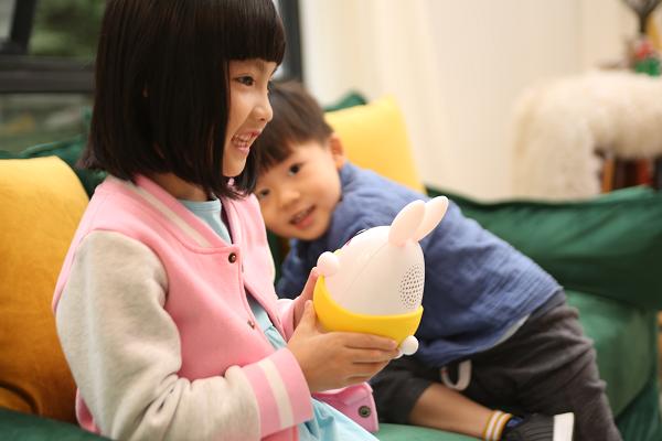 <b>比巴兔,引领儿童早教机进入智能时代</b>