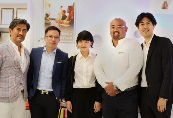 美丽策与日本化妆品巨头b.glen联合推出新一代光膜产品