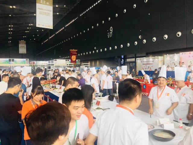 第二届全国流行菜烹饪大赛 菜品健康比烹饪技能更重要