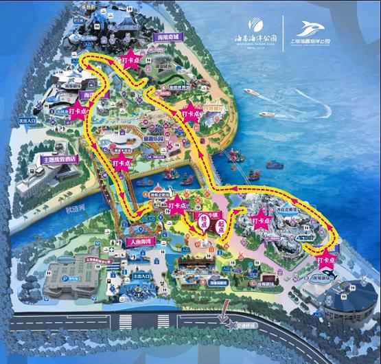 """上海海昌海洋公园""""亲子公益星空跑"""", 首轮报名通道开启,助力公益暖心开跑!"""