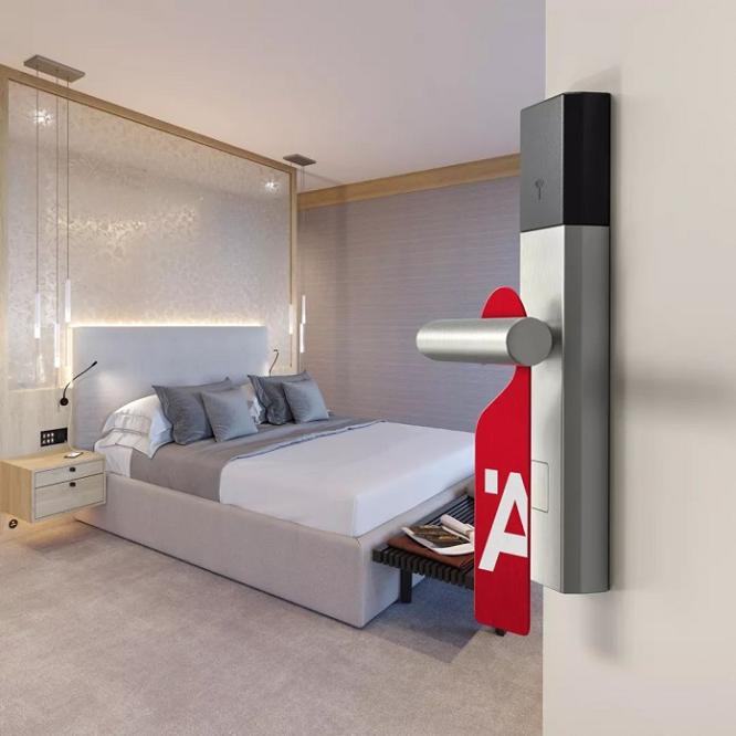 德国海福乐五金酒店五金解决方案:一个房间,一张面孔,一种风格
