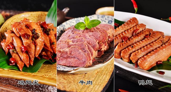 除了人气招牌,紫燕百味鸡的这9道菜也一定要尝一尝!
