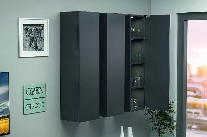 德國海福樂五金推出新款特殊柜體門鉸鏈——小體積、大承重、全隱藏