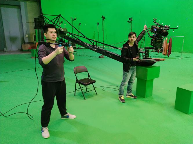 接軌好萊塢影視工業,瑞立視發布虛拟拍攝系統