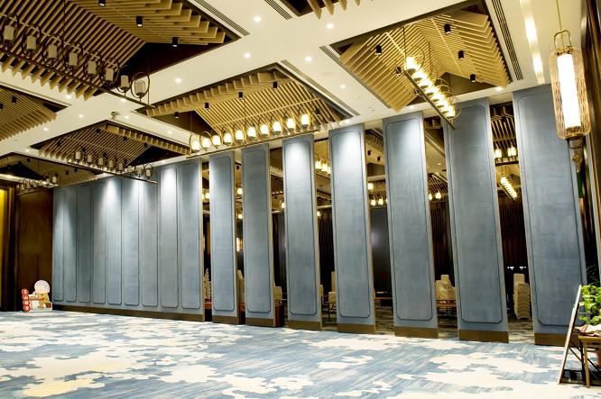 德國海福樂五金室內空間設計解決方案——之Slido移動隔音墻系統