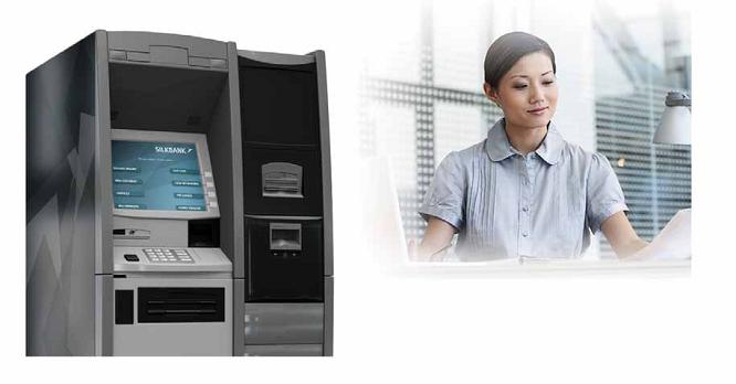 聚焦银行自助柜员机市场 Plustek VTM300打造服务业智能时代!