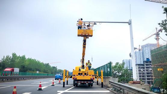 希迪智驾深度参与湖南100公里智慧高速开放道路建设