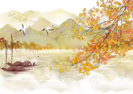 赏秋正当时 欧斯宝光合木墙板,在家就能拥抱的大自然