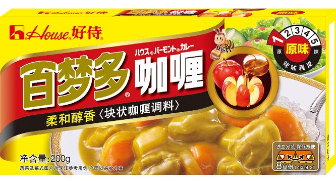 人气咖喱品牌百梦多再推新品