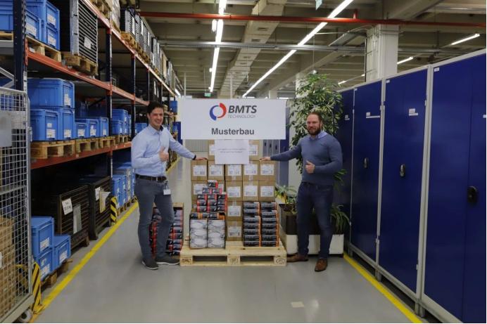 万里驰援,BMTS捐赠医疗物资火速发往疫情前线