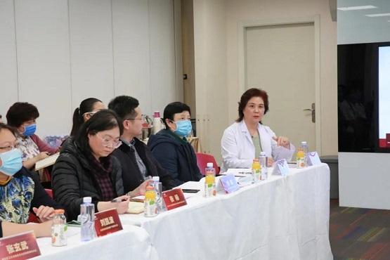 北京新世纪妇儿医院接受国家级消除艾滋病、梅毒和乙肝母婴传播试点项目终末评估