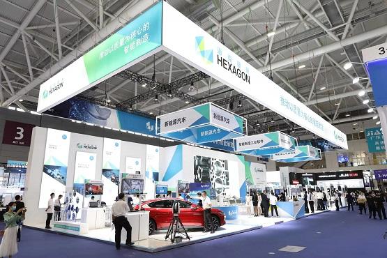 2021 ITES深圳工业展,海克斯康再掀智能风暴