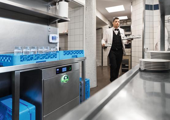 迈科商用洗碗机,助力打造时尚与科技感厨房