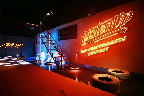 CIGA deign玺佳亮相《说唱听我的2》,与ListenUp推出联名系列!