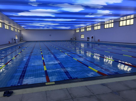AQUA爱克恒温热泵升级游泳体验 开启全民健身新时代