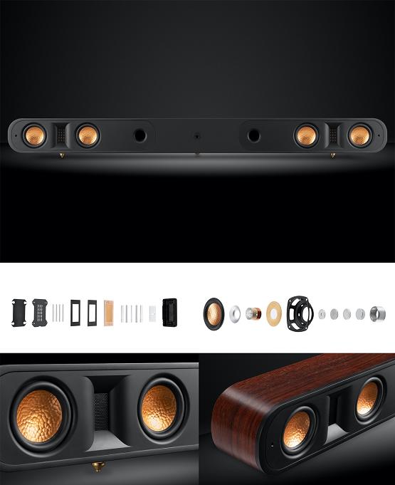 惠威M200-Bar无线Soundbar有源音响,带给您影院般听觉感受